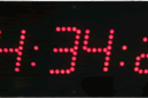 Sl160s syncroline hms digital clock